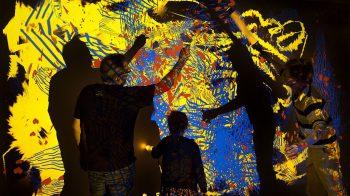 ¿Qué es el arte interactivo?